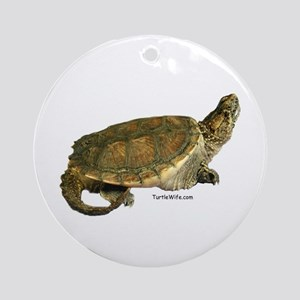 Snazzy Snapper Ornament (Round)