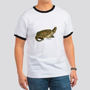 Snazzy Snapper Ringer T