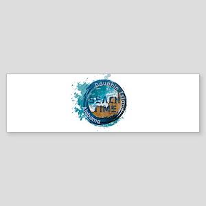 Alabama - Dauphin Island Bumper Sticker