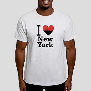 I love New York Light T-Shirt