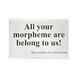 SpecGram Morpheme Rectangle Magnet (10 pack)