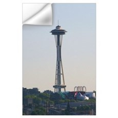-Scenery (SpaceNeedle) Wall Decal