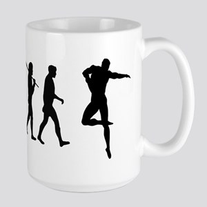 Male Dancer Large Mug
