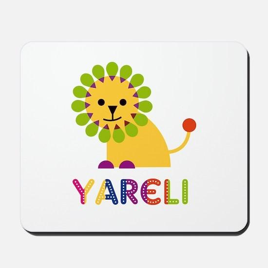 Yareli the Lion Mousepad