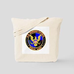 mx1 US Border Patrol SpAgent  Tote Bag