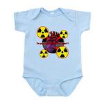 Chernobyl Heart Infant Bodysuit