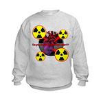 Chernobyl Heart Kids Sweatshirt