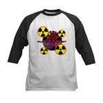 Chernobyl Heart Kids Baseball Jersey