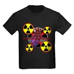 Chernobyl Heart Kids Dark T-Shirt