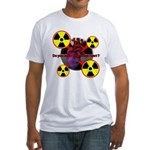 Chernobyl Heart Fitted T-Shirt