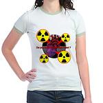 Chernobyl Heart Jr. Ringer T-Shirt