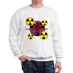 Chernobyl Heart Sweatshirt