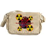 Chernobyl Heart Messenger Bag