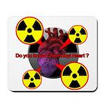 Chernobyl Heart Mousepad