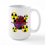 Chernobyl Heart Large Mug