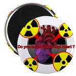Chernobyl Heart Magnet