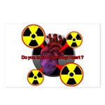 Chernobyl Heart Postcards (Package of 8)