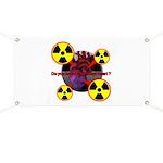 Chernobyl Heart Banner