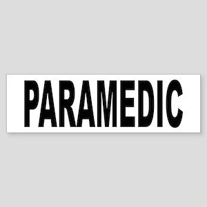 Paramedic Sticker (Bumper)