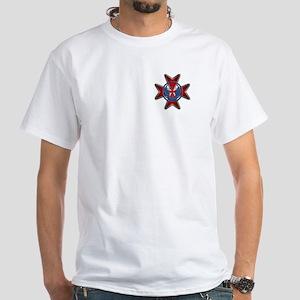 Templar White T-Shirt