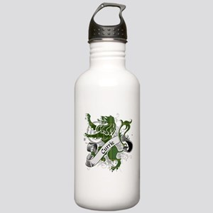 Currie Tartan Lion Stainless Water Bottle 1.0L