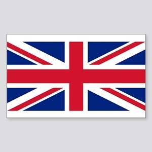 United Kingdom Sticker (Rectangle)