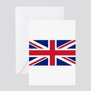 United Kingdom Greeting Card