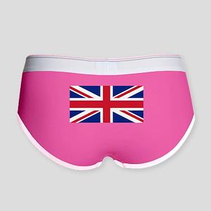 United Kingdom Women's Boy Brief