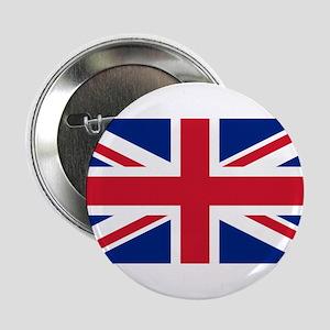 """United Kingdom 2.25"""" Button"""