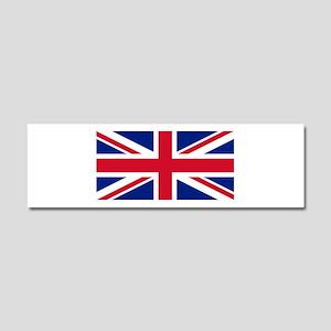 United Kingdom Car Magnet 10 x 3