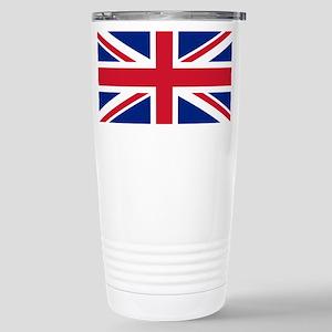 United Kingdom Stainless Steel Travel Mug