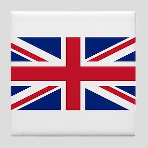 United Kingdom Tile Coaster