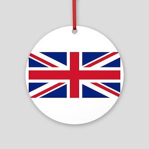 United Kingdom Ornament (Round)