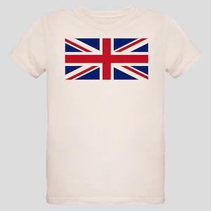 United Kingdom Organic Kids T-Shirt