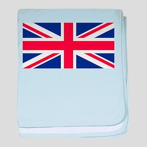 United Kingdom baby blanket