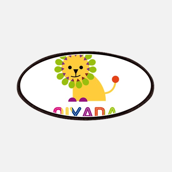 Aiyana the Lion Patches