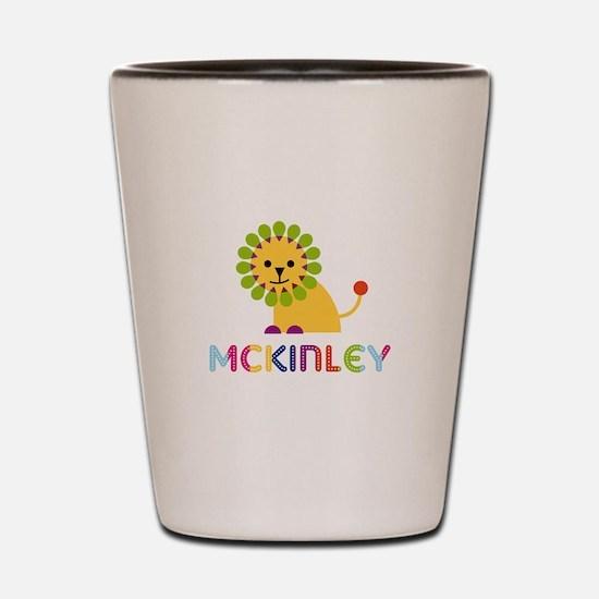 Mckinley the Lion Shot Glass