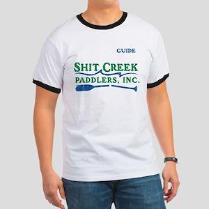 S Creek Paddlers Ringer T
