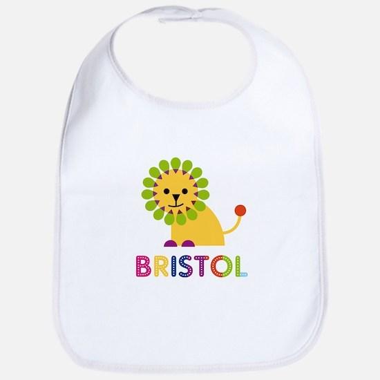 Bristol the Lion Bib