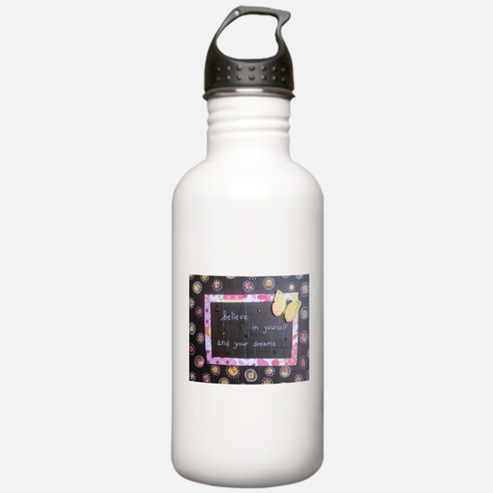 Cute One of a kind Water Bottle