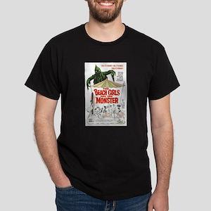 Beach Monster Dark T-Shirt