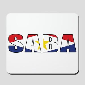 Saba Mousepad