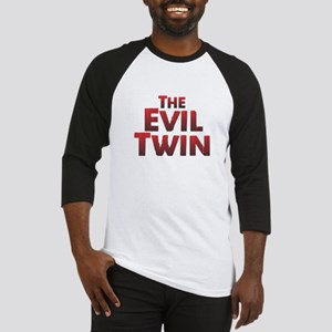 The Evil Twin Baseball Jersey