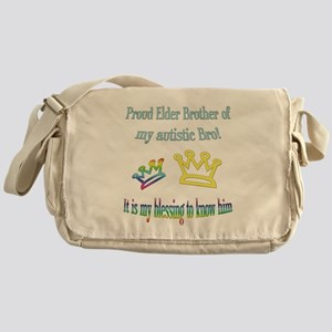 Proud Big brother Messenger Bag