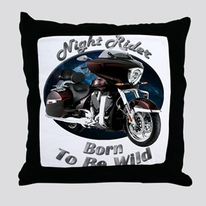 Victory Crosscountry Throw Pillow