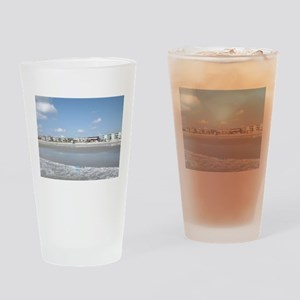 Tybee Island Georgia 17 Drinking Glass