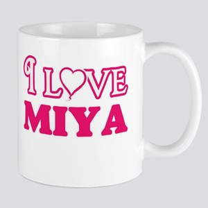 I Love Miya Mugs