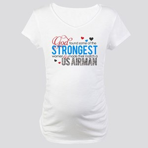 Strongest Maternity T-Shirt