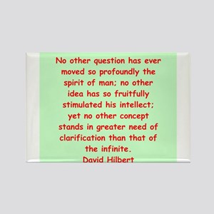 David Hilbert Rectangle Magnet