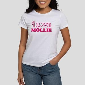 I Love Mollie T-Shirt